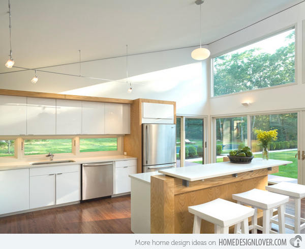 Ventanas de cocinas modernas for Mostrar cocinas modernas