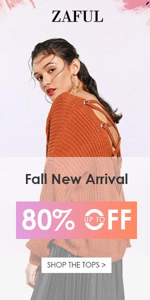 "Zaful ""Moda66"" (up to 12% off)"
