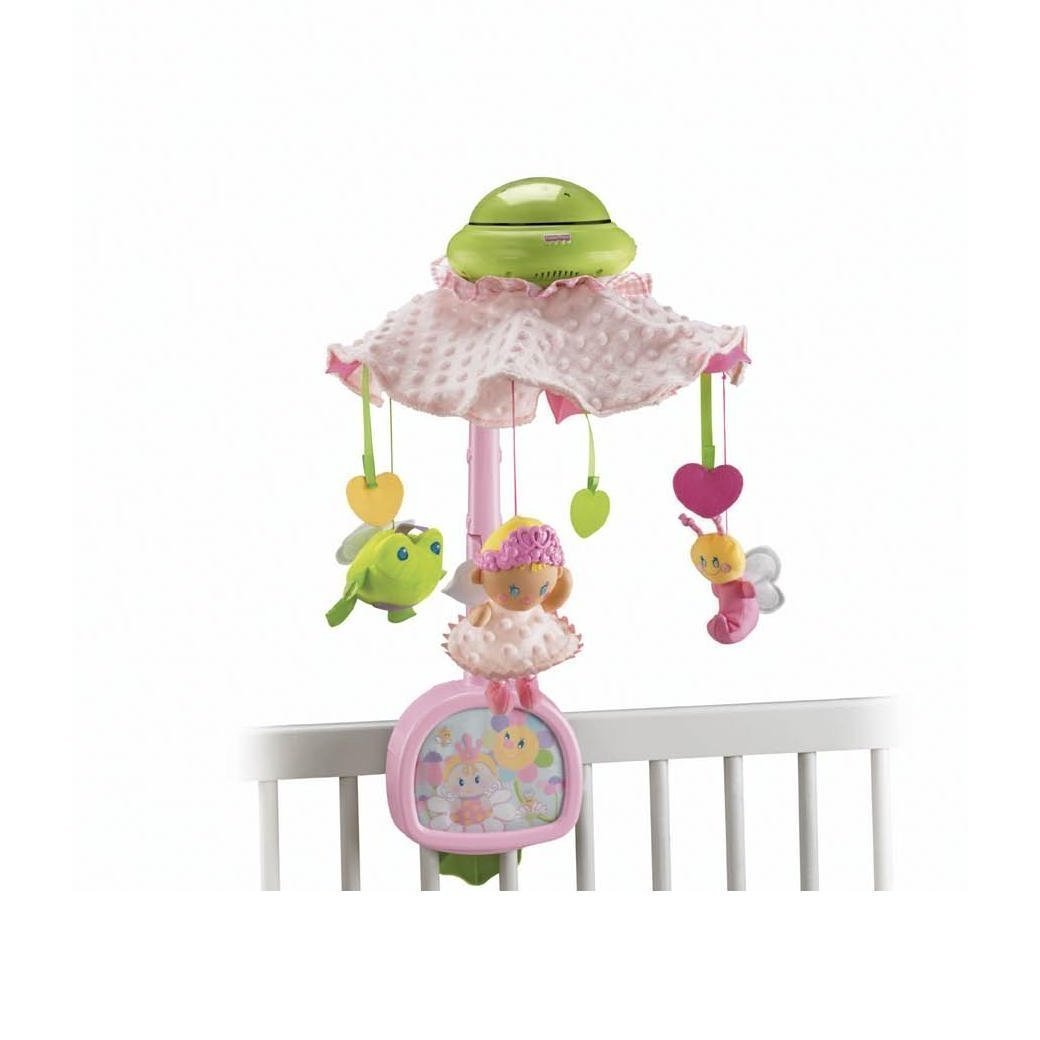 fisher price musical mobile with projector autos post. Black Bedroom Furniture Sets. Home Design Ideas