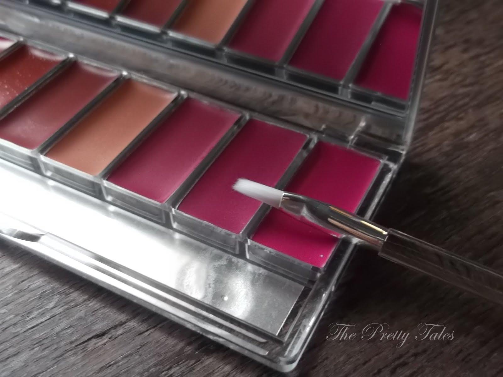Harga Dan Spek Wardah Lip Palette Terbaru 2018 Pinky Peach Review The Pretty Tales