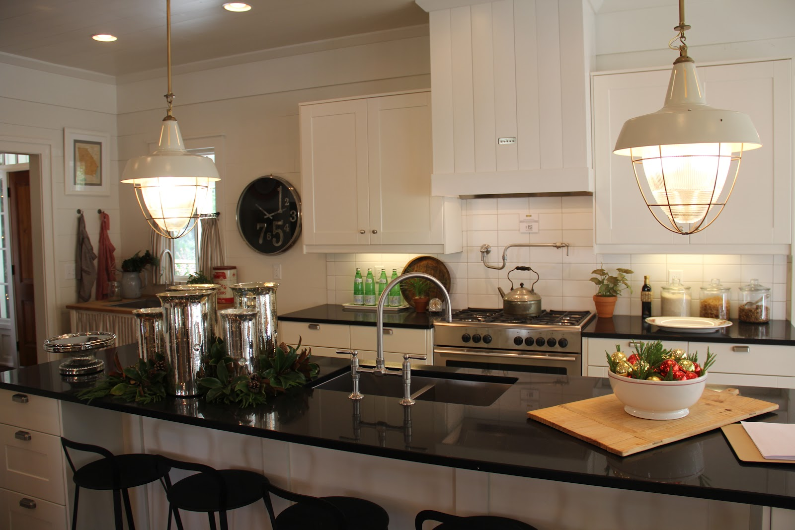 Southern Living Kitchen Southern Soul Mates 2012 Southern Living Idea House Interior