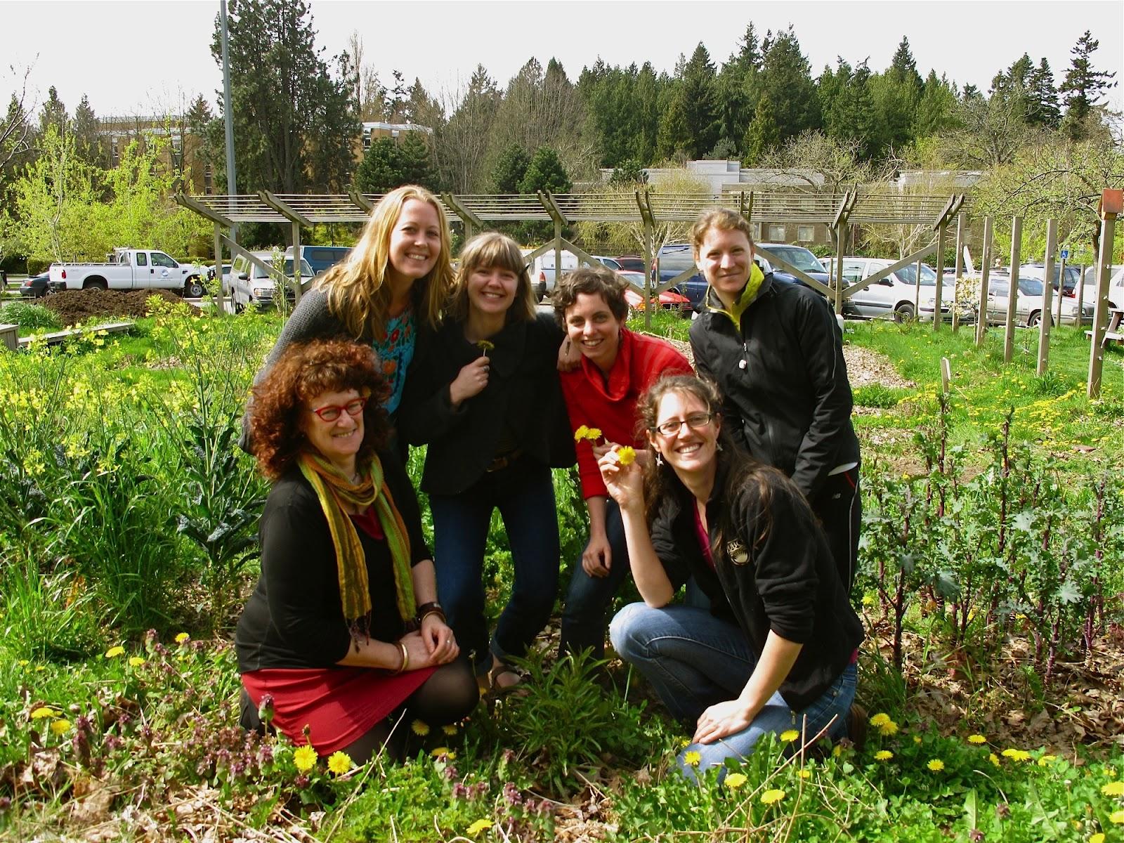 The Orchard Garden Alternative Practicum In The Garden