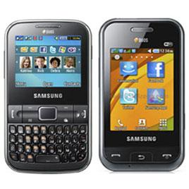 Berapa Harga HP Samsung Chat 322 WiFi dan Champ Duos