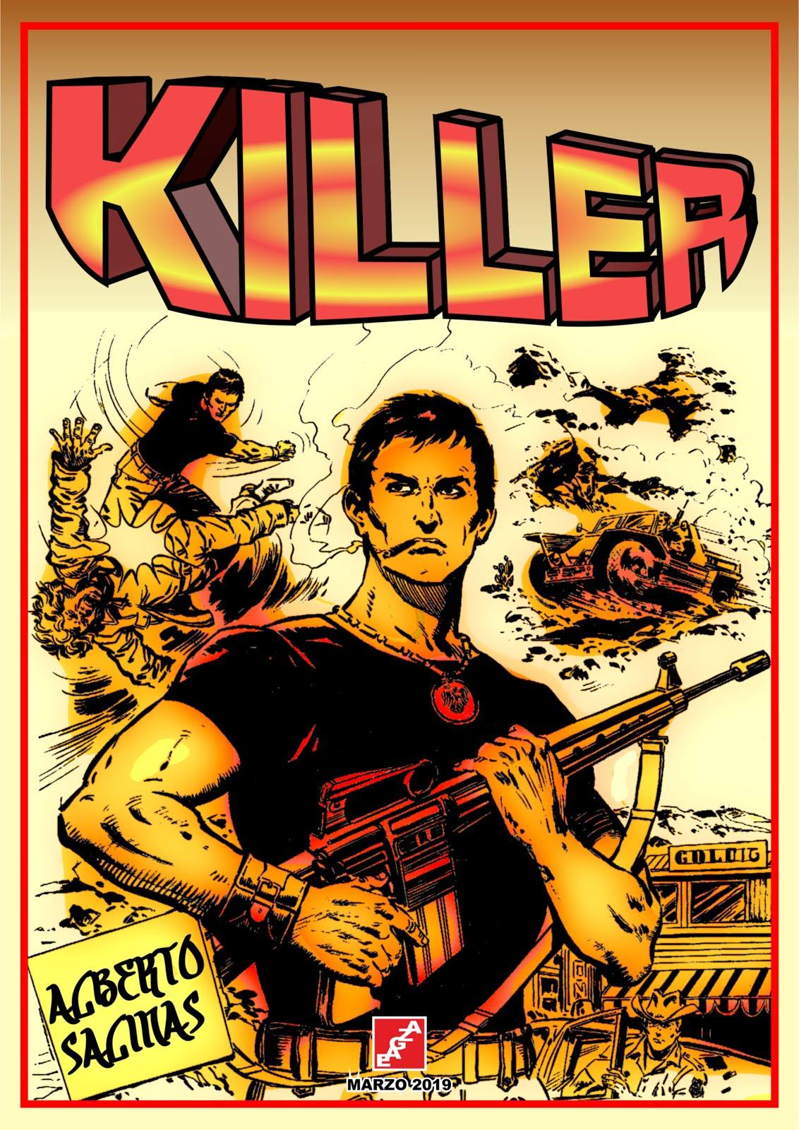 """Añadido """"Killer - A. Salinas - EAGZA"""""""