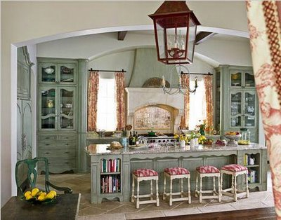 Small Cottage Kitchens