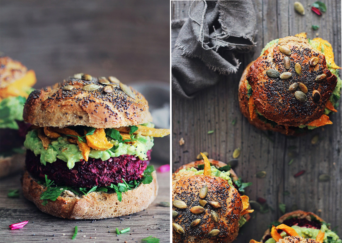 veggie burger, veggie burger recipe