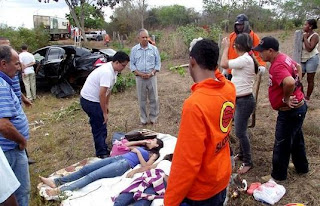 Brasilia- acidente grave - mortos família