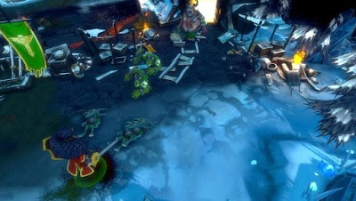 Gameplay Dungeons 2 A Game of Winter