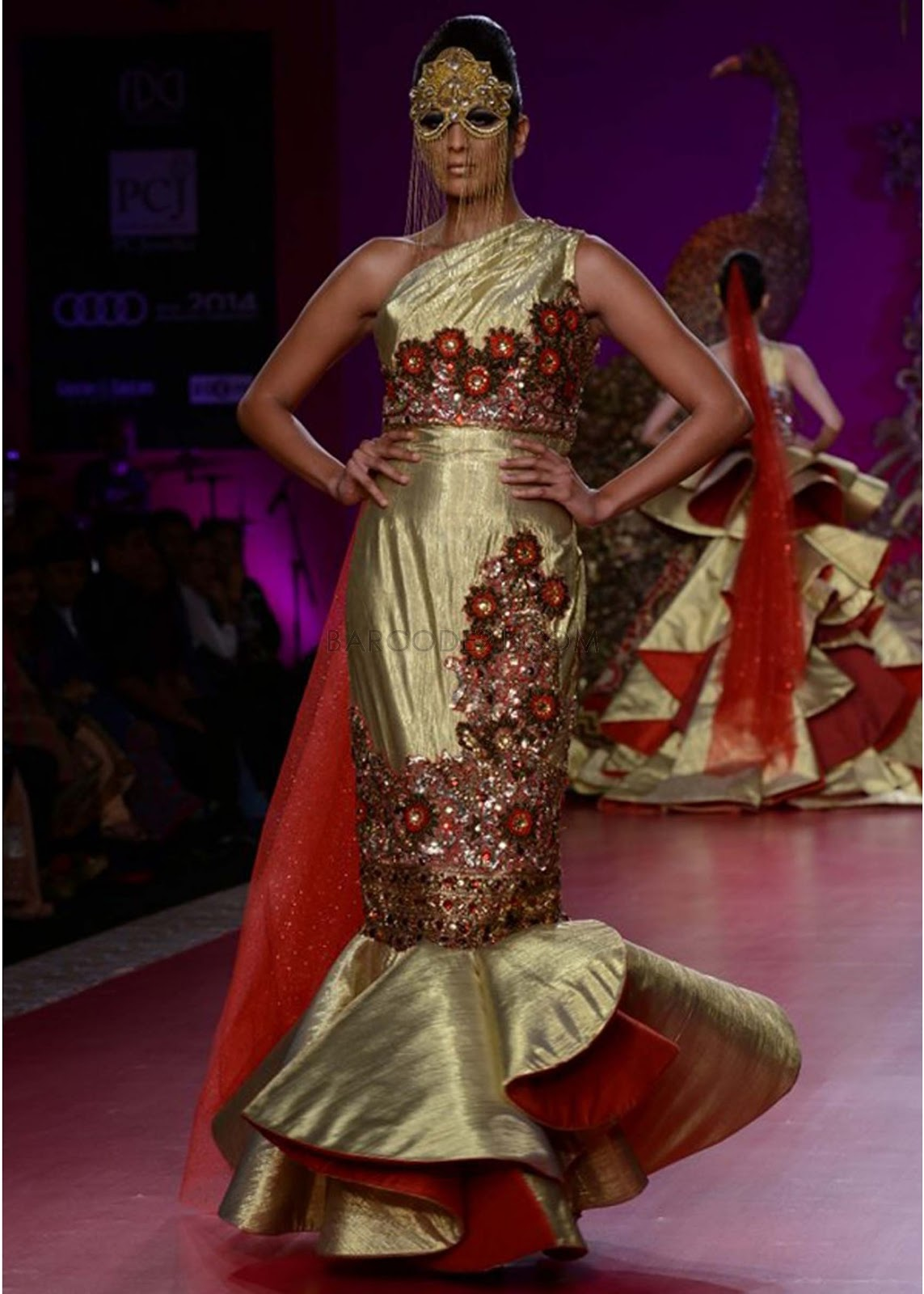 Ritu Beri Collection at PCJ Delhi - 195.0KB