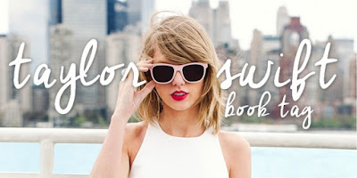 #Taylor Swift bookTAG