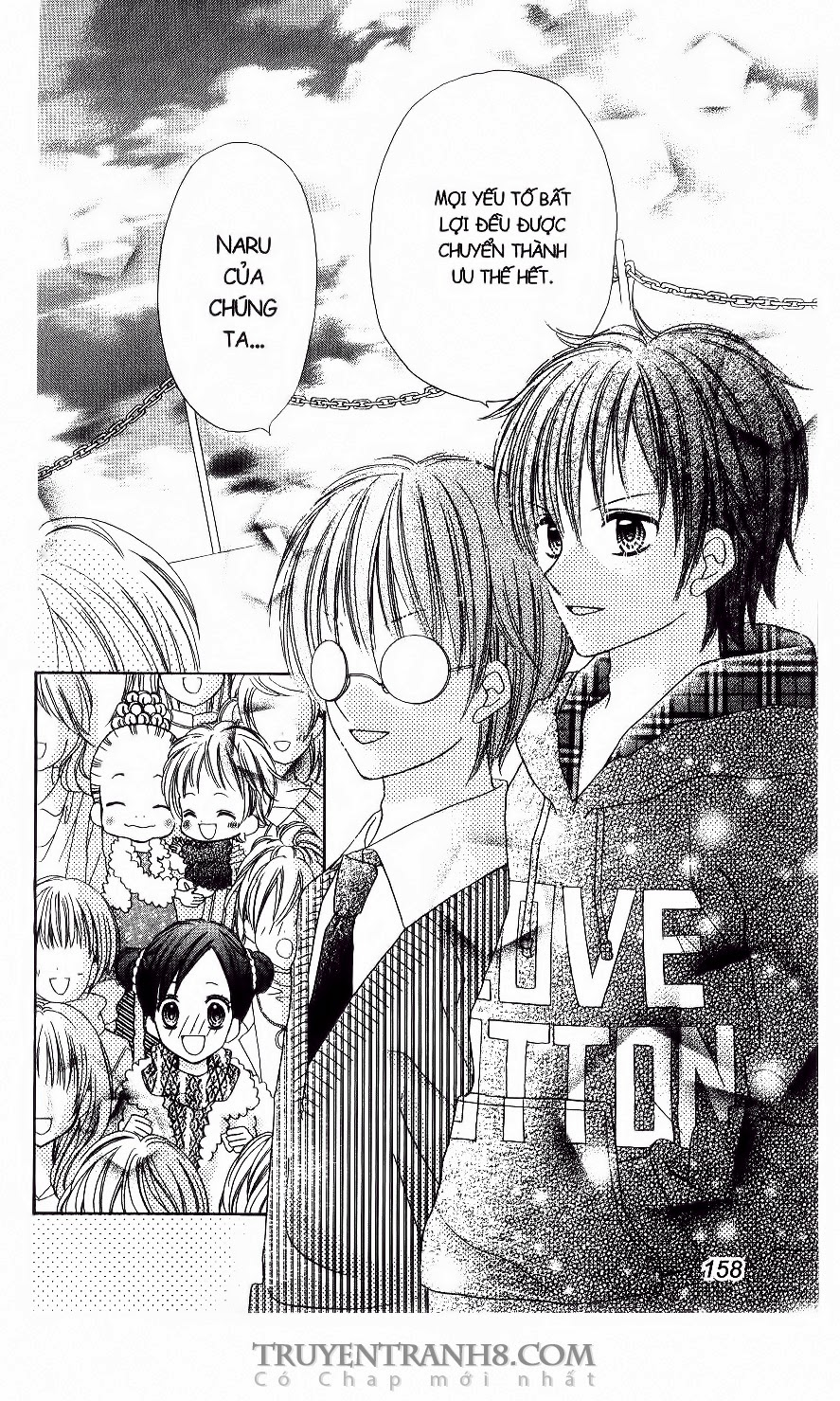Love Cotton!!! chap 18 - Trang 15