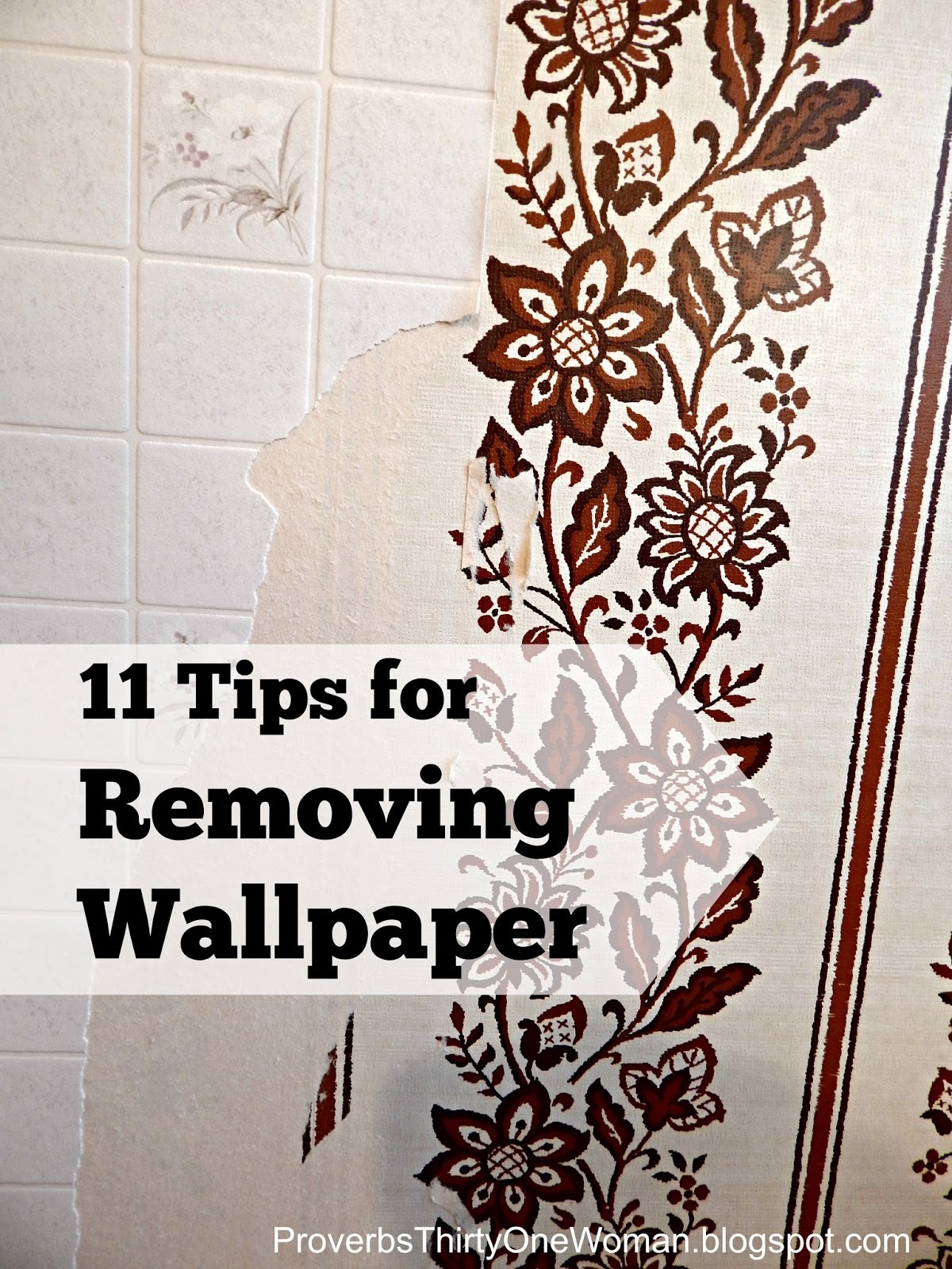 Proverbs 31 woman for What do you use to remove wallpaper