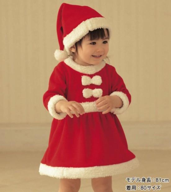 baby santa suits