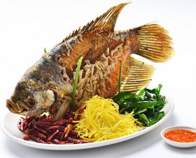 Những điều không nên khi chế biến cá