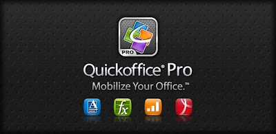 Quickoffice Pro (Office & PDF) apk