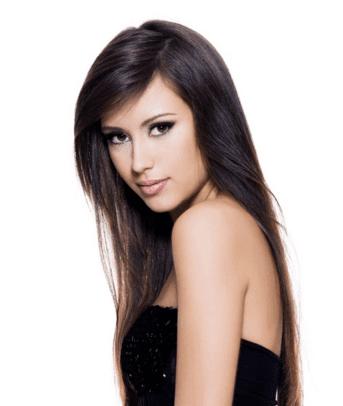 Model Rambut Side Swept Hair