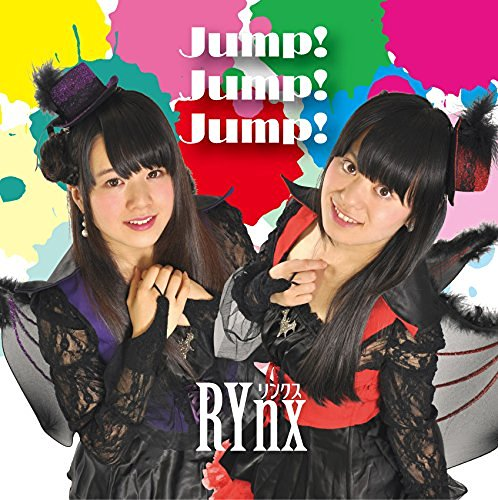 [Single]RYnx – Jump!Jump!Jump! (2016.08.24/MP3/RAR)