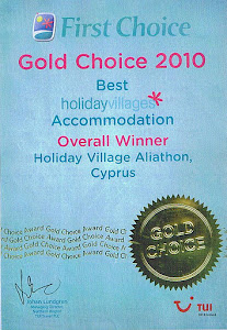 Gold Choice Award