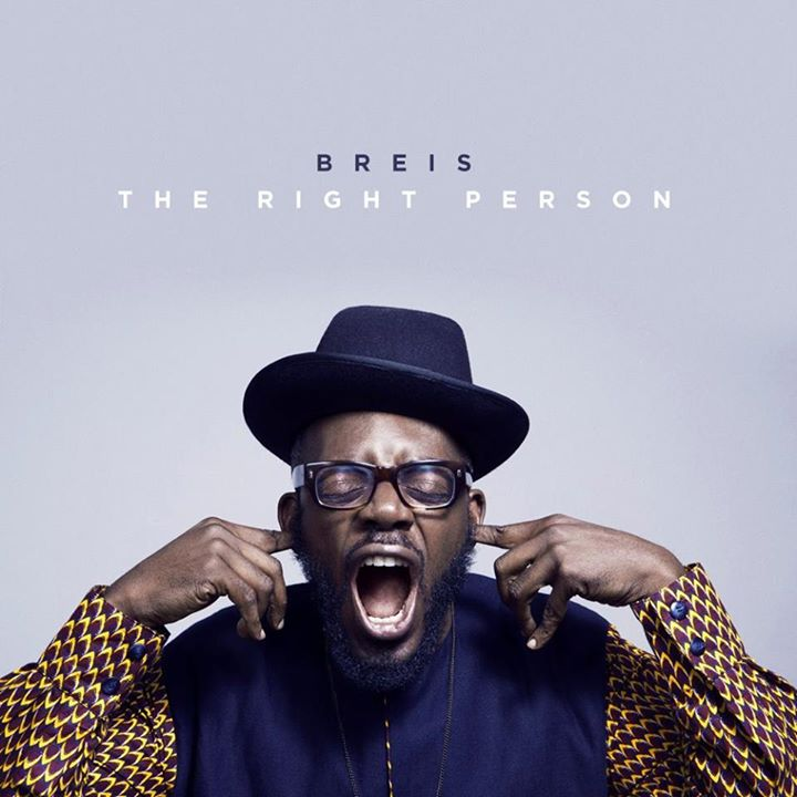 Download the single 'The Right Person' by Breis
