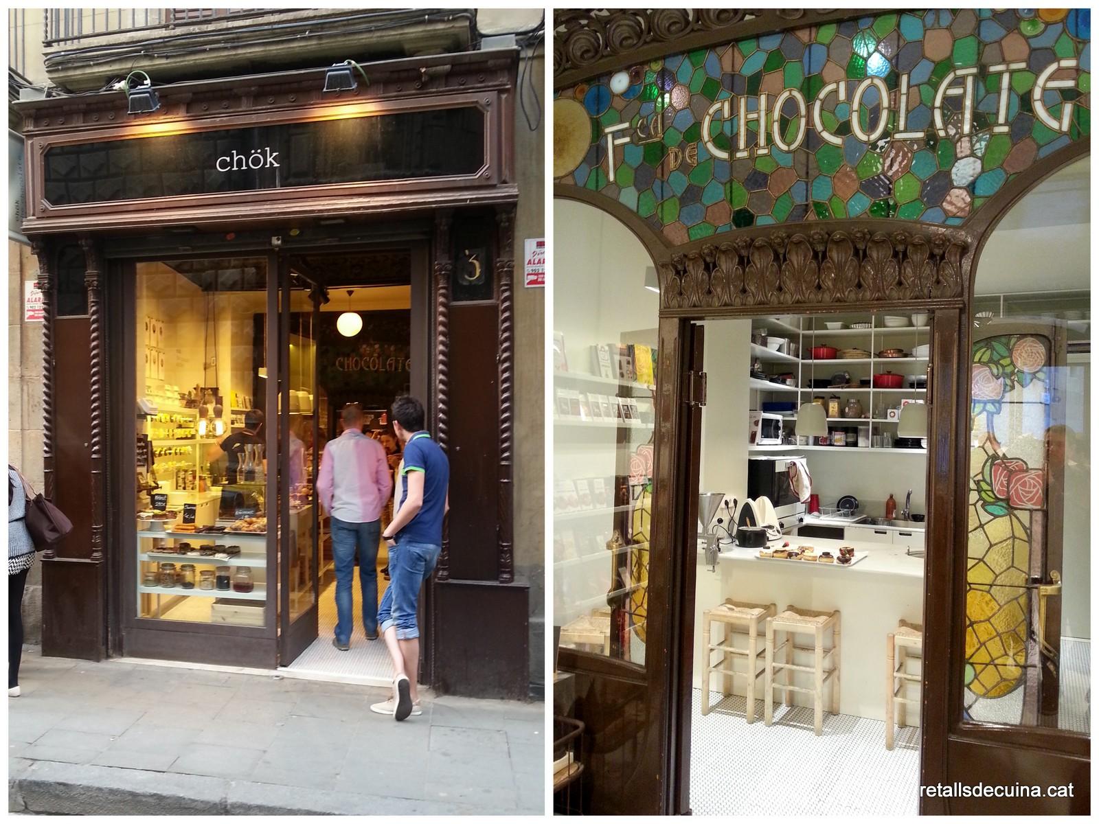 Teràpia de Chök, The Chocolate Kitchen