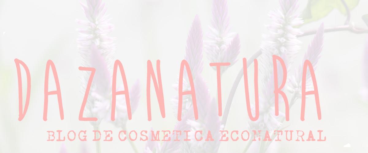 DazaNatura. Blog sobre cosmética natural y biológica. Marcas y productos.