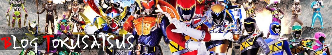 TOKUSATSUS - As Melhores Legendas Tokusatsu!!!
