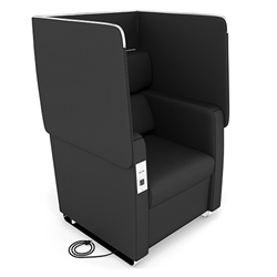 Powered Lounge Chair by OFM