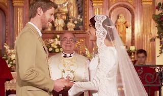 Matrimonio Mariana Nicolás Il segreto foto