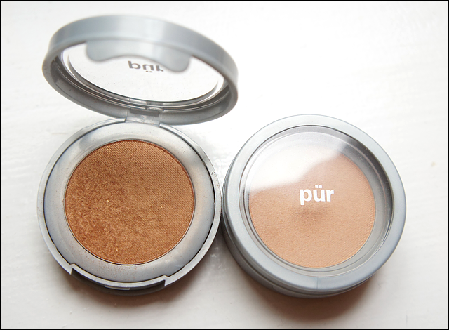 Pür Minerals 5-Piece Start Now Kit from M&S Review Pressed Mineral Makeup and Bronzer