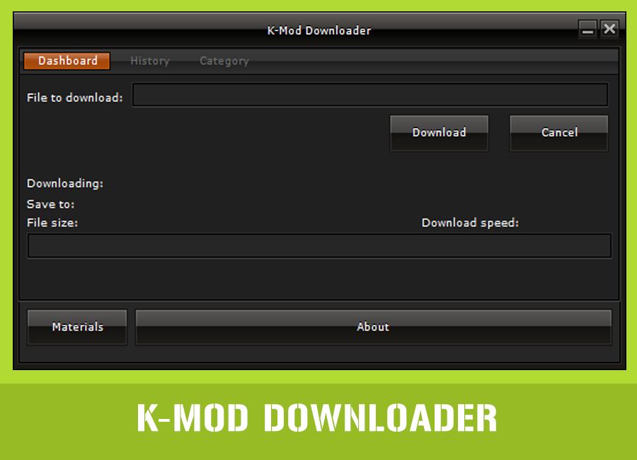 K-Mod Downloader