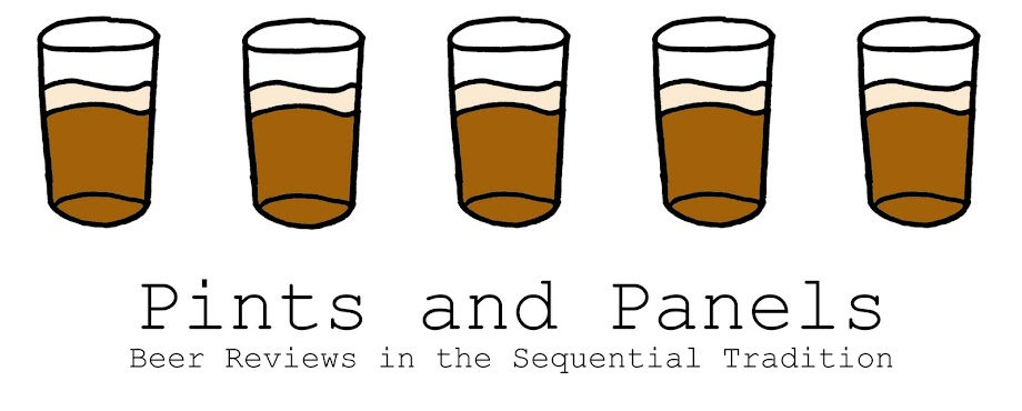 Pints and Panels