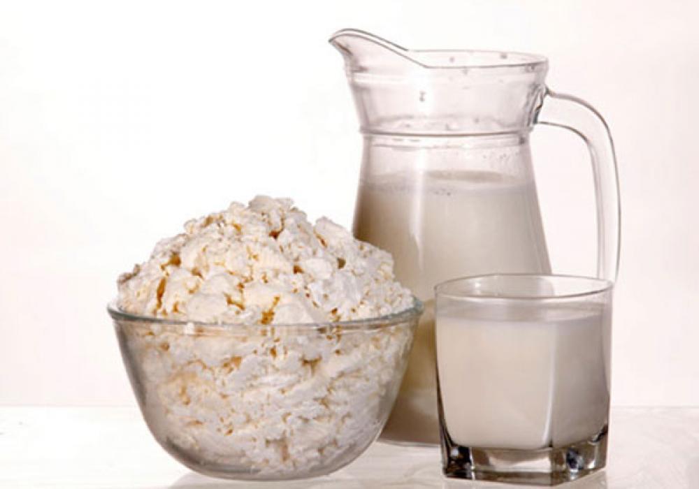 кисломолочные при аллергии на молоко
