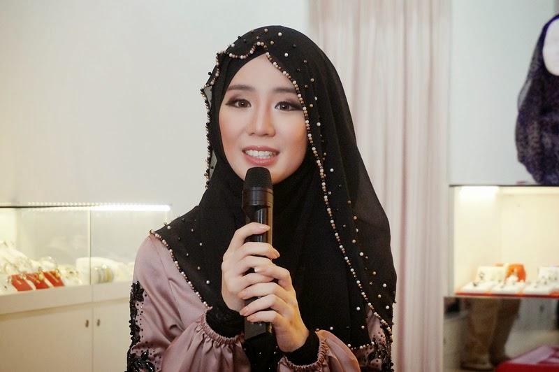 Dapat Nama Islam Melalui Mimpi Felixia Yeap