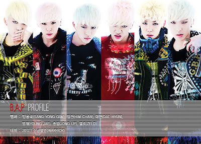 BAP Warrior members names