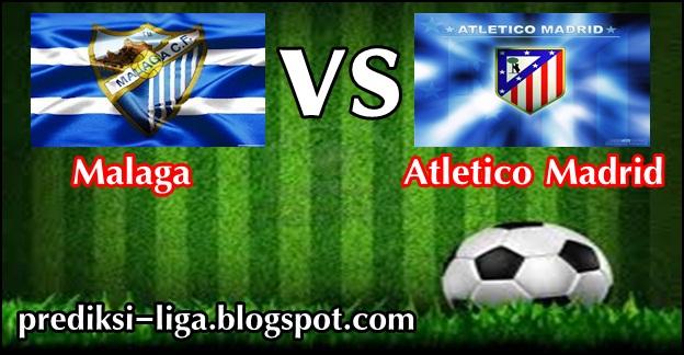Prediksi Skor Bola Malaga vs Atletico Madrid 4 Maret 2013