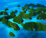 The Rock Islands Southern Lagoon Palau