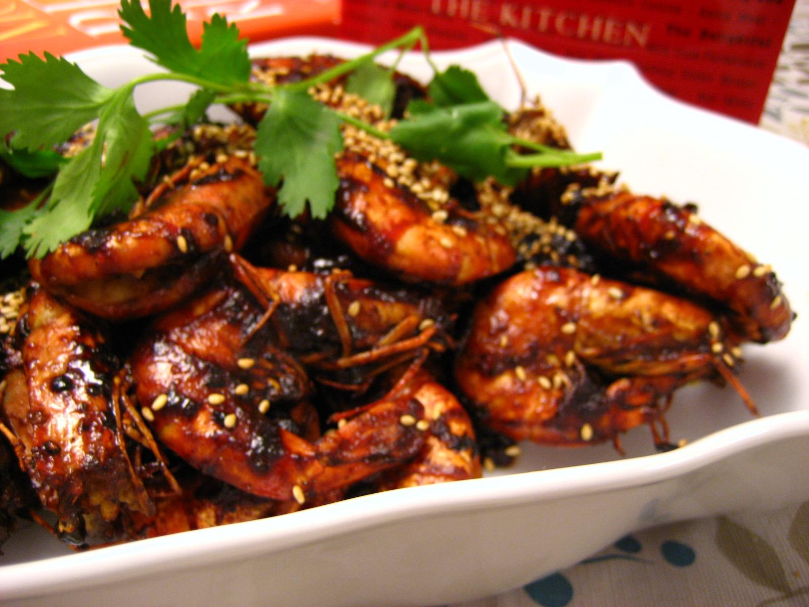 Tamarind Prawn (Assam Prawn) Recipes — Dishmaps