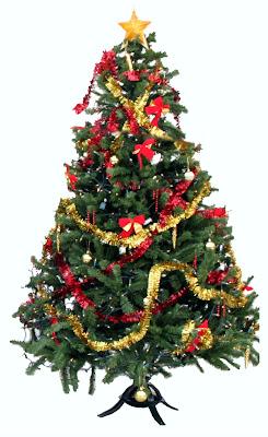 InfoFacts Christmas Tree