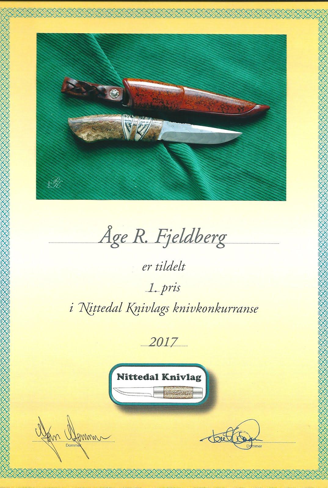 Nittedal Knivlag 2017