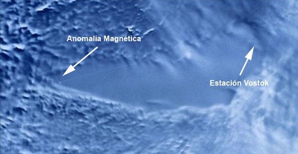 misterio lago Vostok extraterrestres anomalia magnetica border=