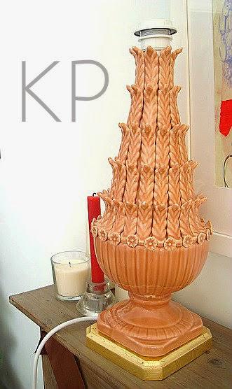 Comprar lampara manises años 50