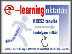 E-learning KRESZ oktatás, vagy valami más ?
