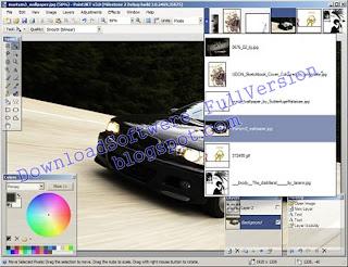 Paint.net - Aplikasi Edit Foto Terbaik