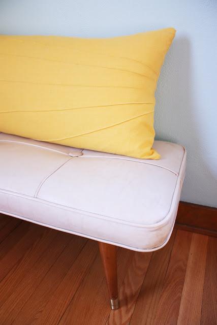 Sunburst Pillow from Noodlehead