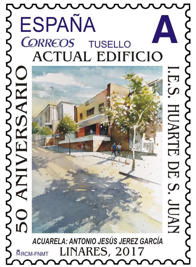 50 ANIVERSARIO INAUGURACIÓN EDIFICIO I.E.S. HUARTE DE S. JUAN DE LINARES
