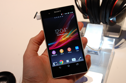 pro users hard reset sony xperia z c6602 while the