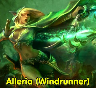 windrunner item build