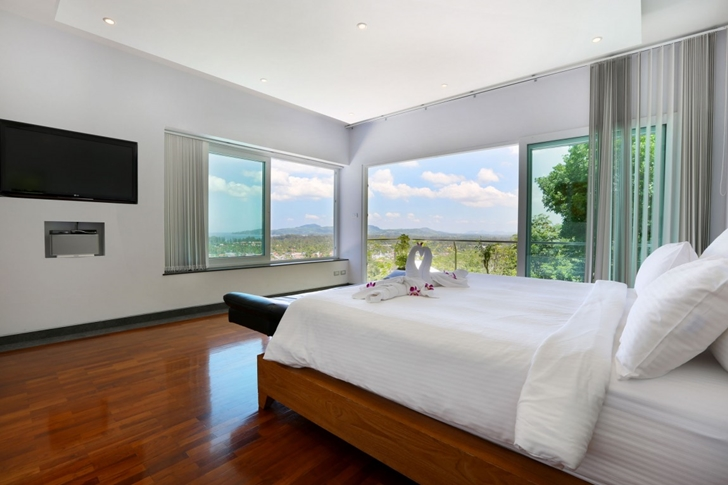 Another bedroom in Modern Villa Beyond in Phuket