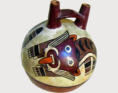 Adt melchor ocampo nazca civilizaciones de los andes for Ceramica artesanal peru