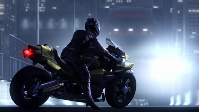 Tekken BV CGI Movie